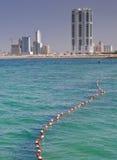 Bahrain Waterview stock photos