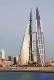 Bahrain World Trade Center Stock Photography