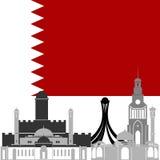 bahrein Imágenes de archivo libres de regalías