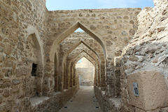Bahrein fort Stock Photo