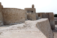Bahrein fort Royalty Free Stock Images