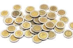 Baht 10 siamesisch Lizenzfreies Stockbild