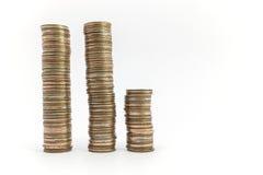 Baht del dinero Fotos de archivo
