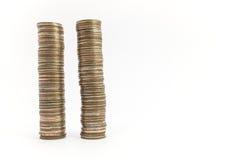 Baht del dinero Foto de archivo