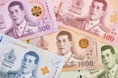 Baht tailandés, un fondo del negocio