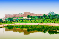 The Bahu Fort Stock Image