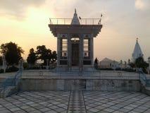 Bahubali mandir Royaltyfria Foton