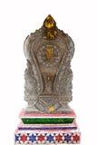 bai佛教sema寺庙 图库摄影