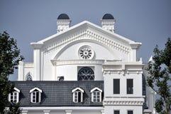 bai瓷教会lu pengzhou复制品 免版税图库摄影
