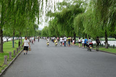 Bai Causeway royalty-vrije stock foto's