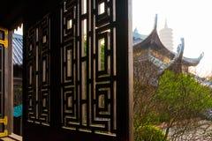 Bai Dinh Pagoda - The biggiest temple complex in Vietnam, Trang An, Ninh Binh. Bai Dinh Pagoda - The biggiest temple complex in Vietnam in Trang An, Ninh Binh royalty free stock photos