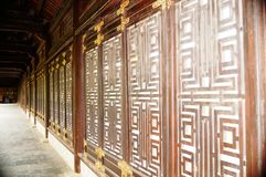 Bai Dinh Pagoda Stock Photography
