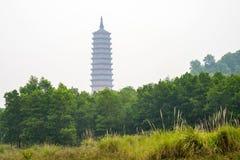 Bai Dinh Temple Vietnam Royalty Free Stock Image