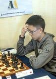 Bai Jinshi Royalty Free Stock Images