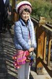 Bai Lady, China Stock Photography