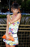 Bai Ling. Attends the LG Electronics` LG Launch of the `Scarlet` HDTV Series held at the Pacific Design Center in West Hollywood, California, United States on royalty free stock photo