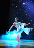 The Bai nationality-national dance Stock Photography