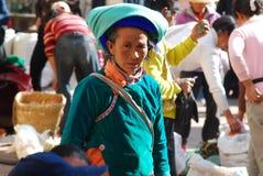 Bai people in Southwest  China Stock Image
