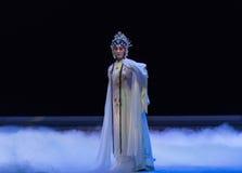 Bai Suzhen-Kunqu Operaâ €œMadame Witte Snake† Stock Fotografie