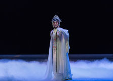 "Bai suzhen-Kunqu Opera""Madame άσπρο Snake† Στοκ Φωτογραφία"