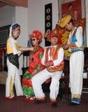 Bai in Wedding Stock Image