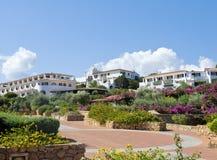 baia撒丁岛 库存图片