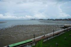 Baia de Sao Marcos Sao Luis Maranhao, Brésil Photo stock
