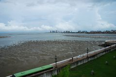 Baia De Sao Marcos Sao Luis Maranhao, Brazylia Zdjęcie Stock