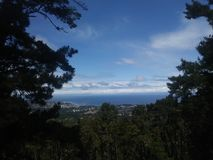 Baia del Monterey fotografie stock