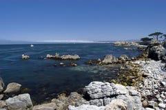 Baia del Monterey immagini stock libere da diritti