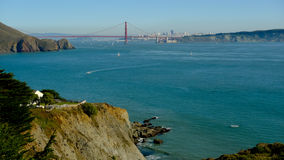 Baia del sud di San Francisco Immagine Stock Libera da Diritti
