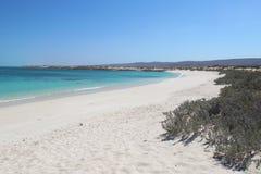 Baia del turchese, parco nazionale della gamma del capo, Australia occidentale Fotografia Stock Libera da Diritti