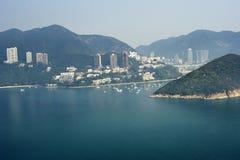 Baia dell'acqua profonda a Hong Kong Immagine Stock Libera da Diritti