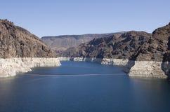 Baia della diga di Hoover Fotografie Stock Libere da Diritti