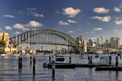 Baia della lavanda, Sydney Fotografie Stock