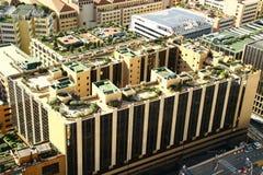 Baia della Monaco, Monte Carlo, città, Fotografia Stock Libera da Diritti