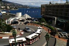 Baia della Monaco, Monte Carlo, città, Immagini Stock