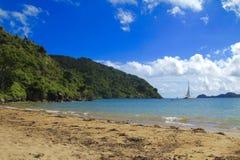 Baia delle isole Fotografie Stock