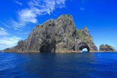 Baia delle isole Fotografia Stock Libera da Diritti