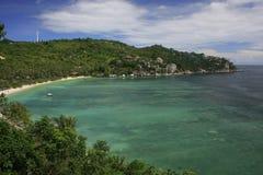 Baia dello squalo, Ko Tao, Tailandia Fotografie Stock Libere da Diritti