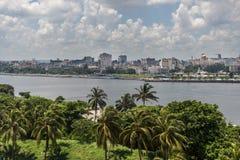 Baia di Avana Immagini Stock