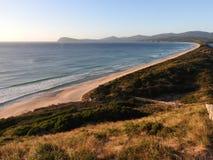 Baia di avventura, isola di Bruny, Tasmania Fotografia Stock Libera da Diritti