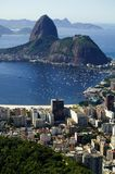 Baia di Botafogo Fotografia Stock