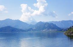 Baia di Cattaro Montenegro fotografie stock libere da diritti