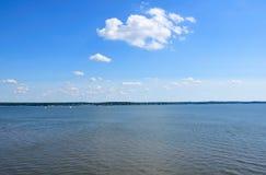 Baia di Chesapeake Fotografia Stock Libera da Diritti