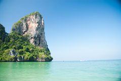 Baia di disposizione di Rai, Tailandia Immagini Stock Libere da Diritti