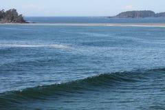 Baia di Frank Island Wickaninnish Island Rosie Immagini Stock