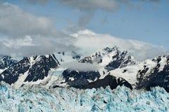 Baia di ghiacciaio Alaska Fotografia Stock Libera da Diritti