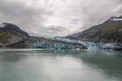 Baia di ghiacciaio Alaska Immagini Stock