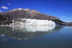 Baia di ghiacciaio - Alaska immagine stock